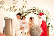 Kouhei & Fuku  家族で楽しむクリスマスウエディング
