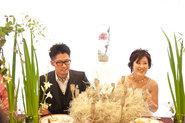 Takumi & Hiroko 新婦の好きな「アリス・イン・ワンダーランド」をオーダーメイド