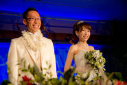 Shinya & Natsuko 結婚指輪のストーリーからオーダーメイドしたロコスタイル・ウエディング